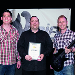 Guitarist Of The Year 2011 - Winner: Rick Graham