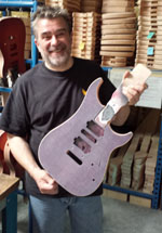 Vigier Factory Tour June 2013