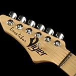 Vigier adds left handed models to its Excalibur guitar series