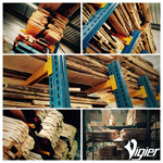 "Vigier - ""Our wood is made in France too."""