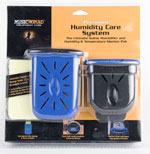 Guitar Humidifier and Humidity-Temperature Monitor Pack