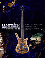 Warwick 2019 Limited Edition